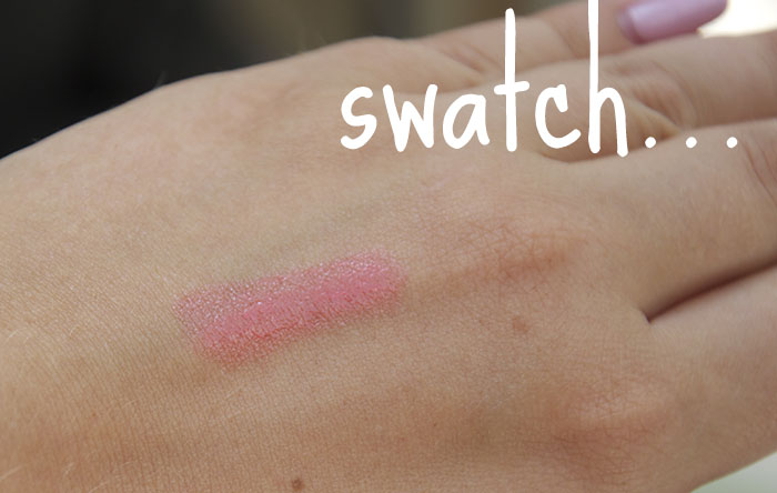 Bourjois Color Boost Lip Crayon Review Peach on the Beach