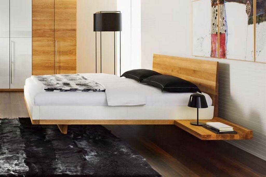 quartos modernos com closet