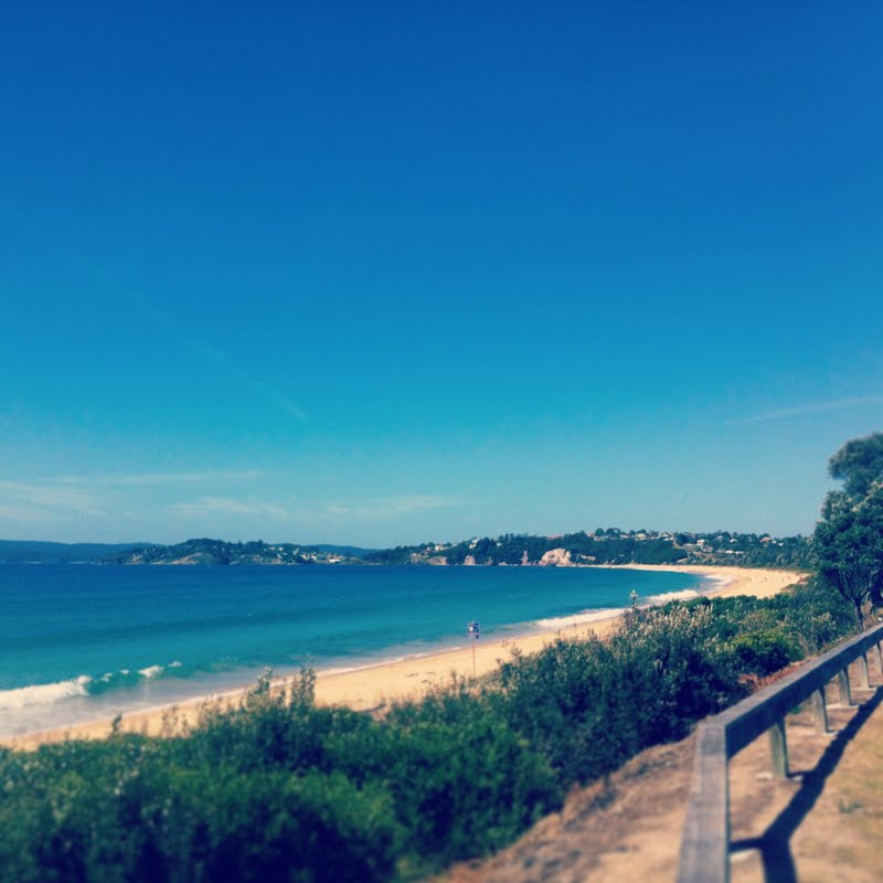 Aslings Beach, Eden NSW