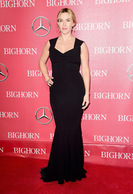 Actress, Singer, @ Kate Winslet - 27th Annual Palm Springs International Film Festival Awards Gala