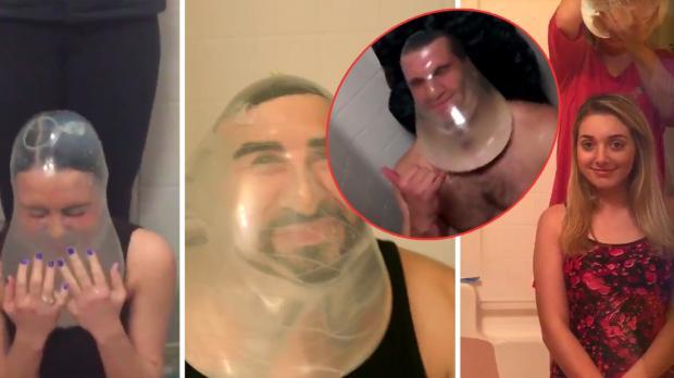 "Lupakan Ice Bucket Challenge, Saatnya Tantangan Baru ""Condom Challenge"""