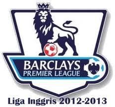 Jadwal Pertandingan Liga Inggris 2012/2013