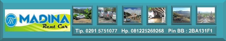 Madina RC   Rental Mobil Jepara    0823 0000 0535