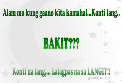 Best English Tagalog Pick Up Lines