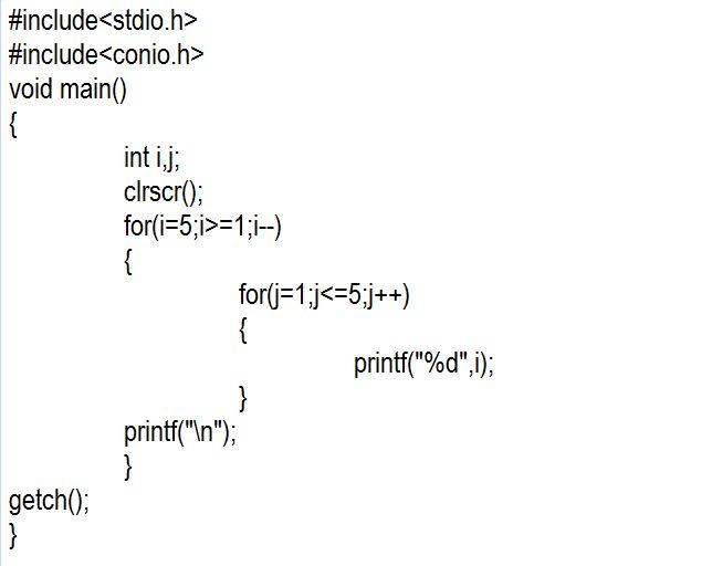 C Programs: ... Reverse Google Search