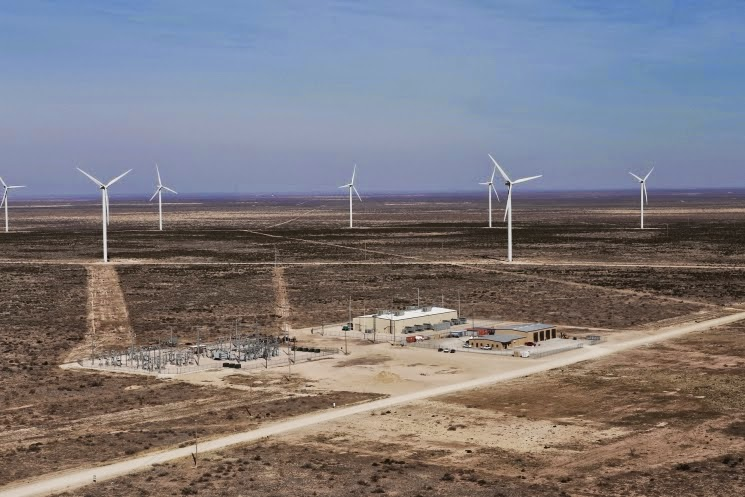 Dow Signs Largest Us Industrial Wind Power Ppa Reve