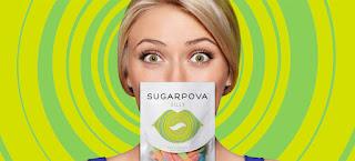 Sharapov, Maria Sharapova's Sugarpova