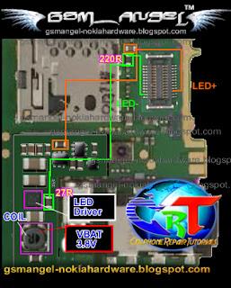 2690 display light problem jumper ways solution