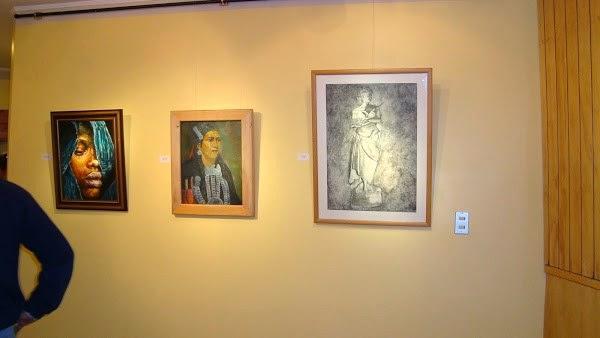Exposición Colectiva en Casa del Arte Diego Rivera