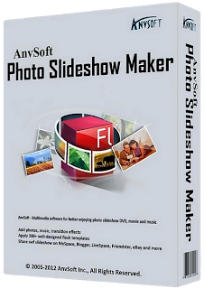 AnvSoft Photo Slideshow Maker Professional latest version download