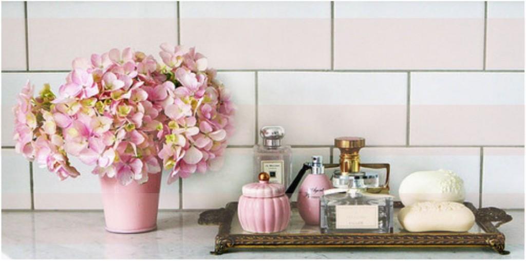 Mundo de cissa decora o com bandejas - Objetos vintage para decorar ...