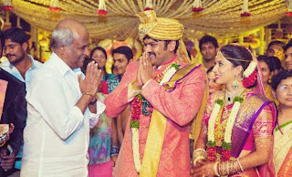 Manchu Manoj , Pranitha reddy Wedding Photos