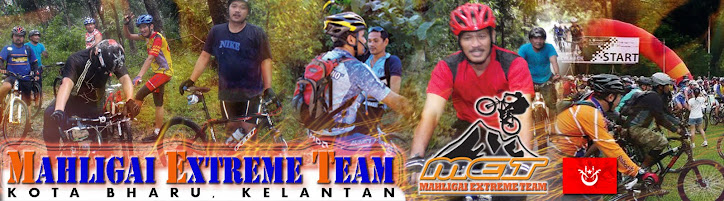 *Mahligai Extreme Team*