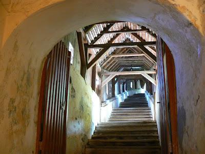 Imagini Romania: biserica fortificata de la Biertan