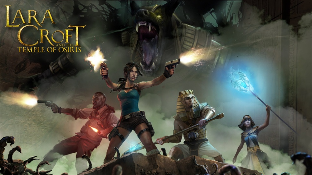 Lara Croft and the Temple of Osiris Download Poster