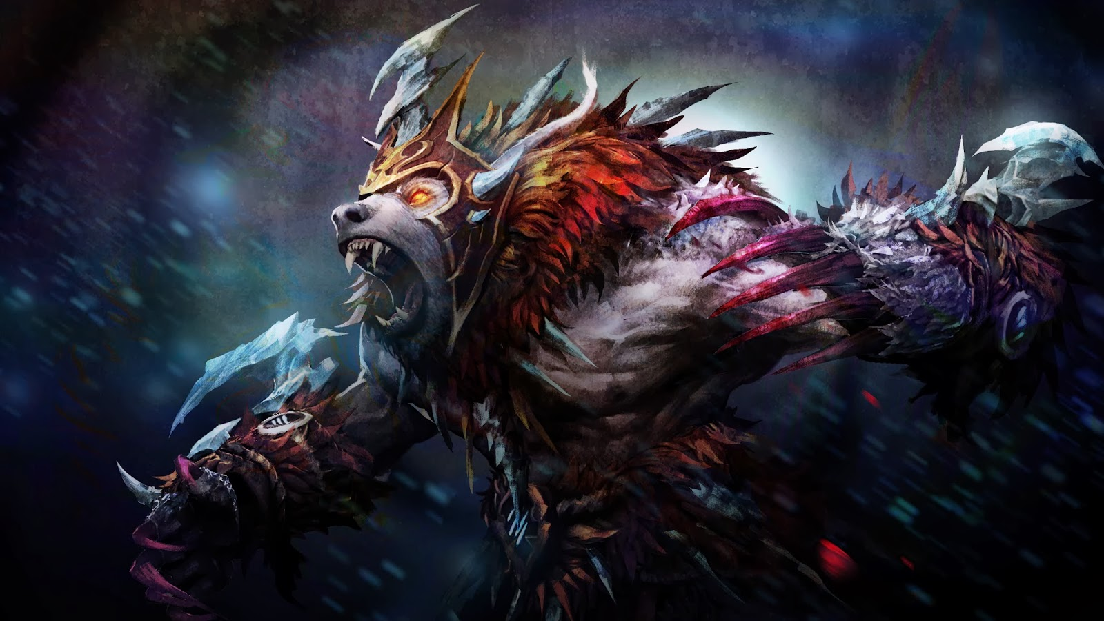 Dota 2 Wallpapers: Dota 2 Wallpaper HD - Ursa