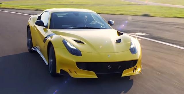 10月に発表されたばかりの限定車「フェラーリF12tdf」が既に完売!?