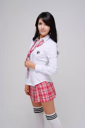 Cha Sun Hwa, Cute School Girl 02