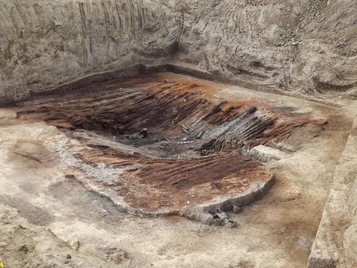 4,000 year old Kurgan burial unearthed in Georgia