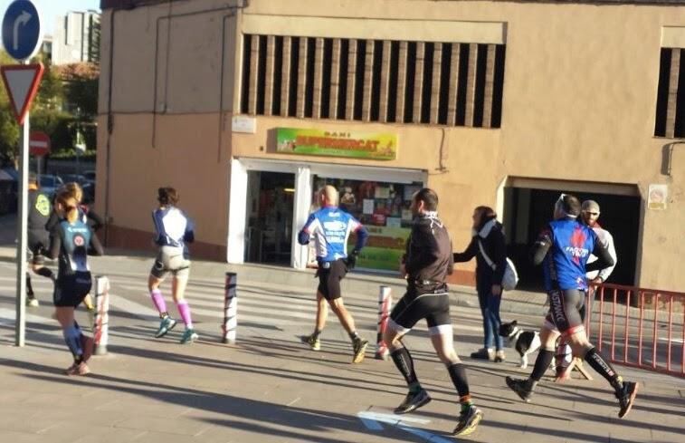 Crónica Duatlón Rubí running