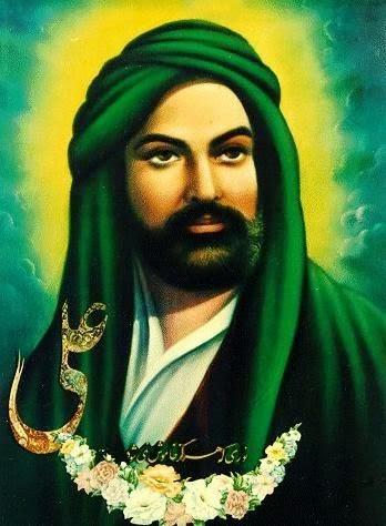 الإمام أمير المؤمنين علي بن أبي طالب عليه السلام القدوة الحسنة