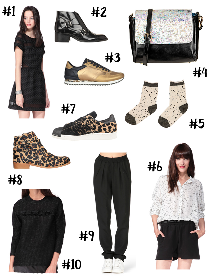 wishlist soldes bonnes affaires Monshowroom