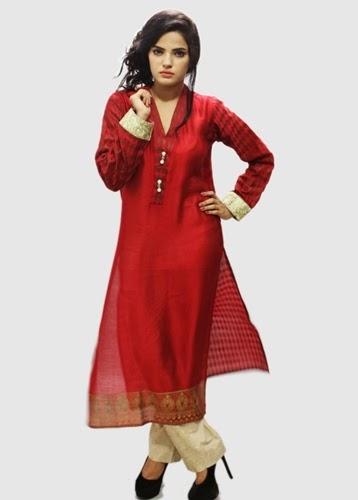 Deepak Perwani Eid Collection'14