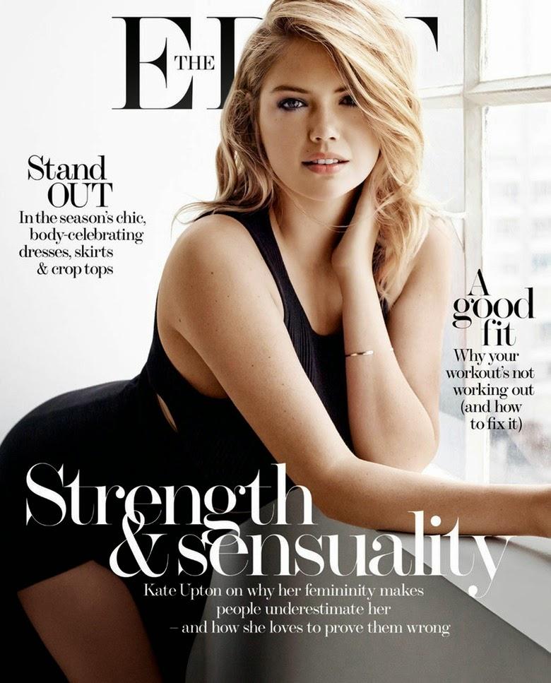 Kate Upton - The Edit Magazine March 2015