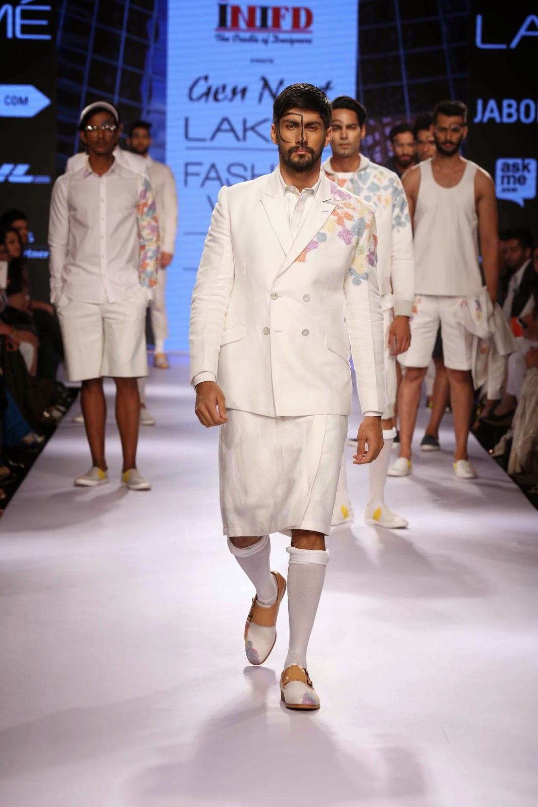http://aquaintperspective.blogspot.in/, LIFW day 1, Manish Bansal