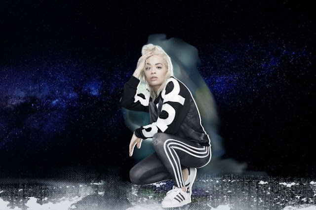 Rita Ora x Adidas Fall/Winter 2015 Campaign