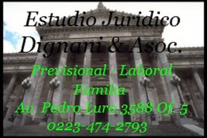 ESTUDIO JURIDICO DIGNANI & ASOC.