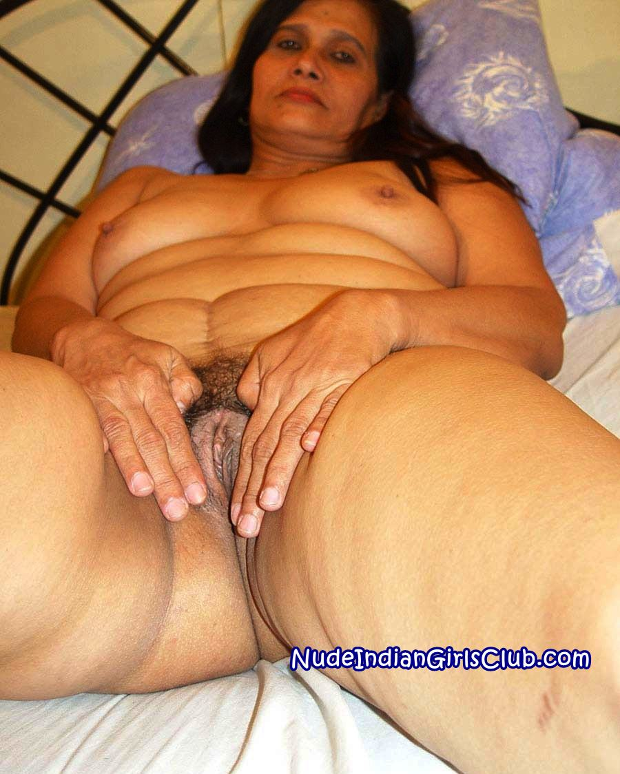 big nude older indan women
