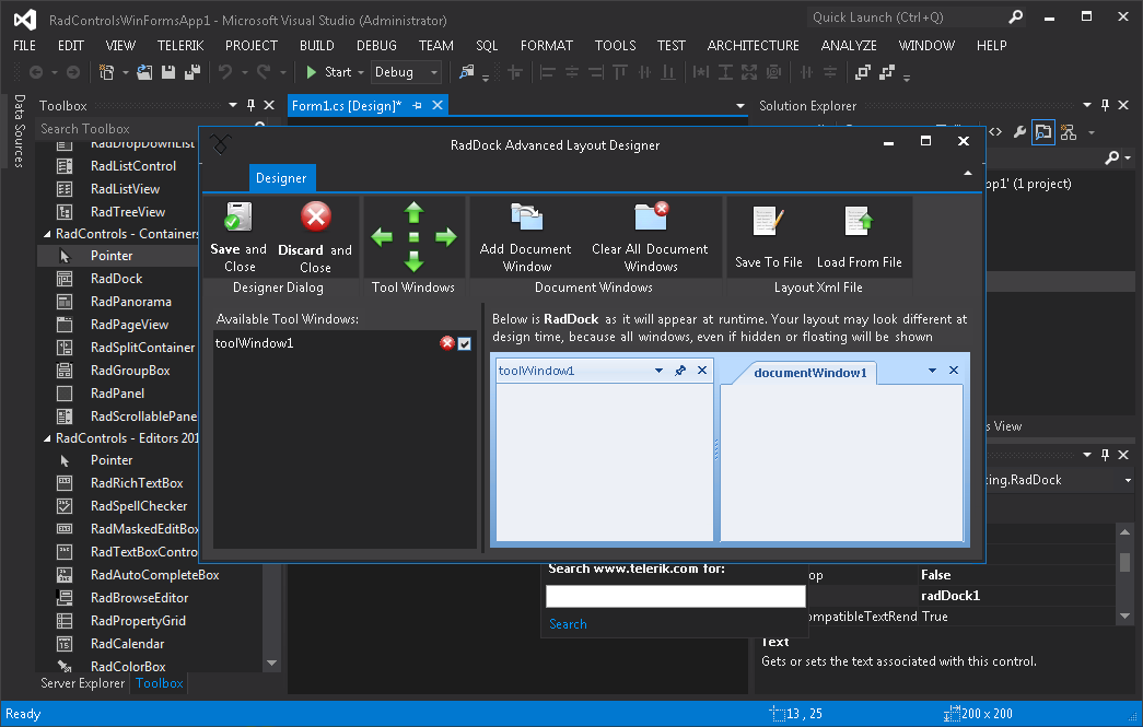 how to show data sources in visual studio 2012