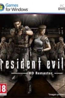 Resident Evil HD Remaster-Crack CODEX PC Games Download