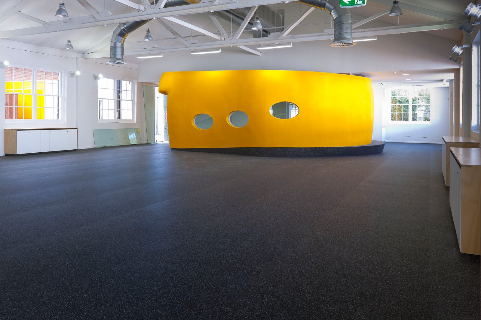 Floor mats perth wa - Rubber Matting Rubber Flooring Installed At Central Tafe Perth Wa