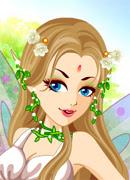 Танцующая фея - Онлайн игра для девочек