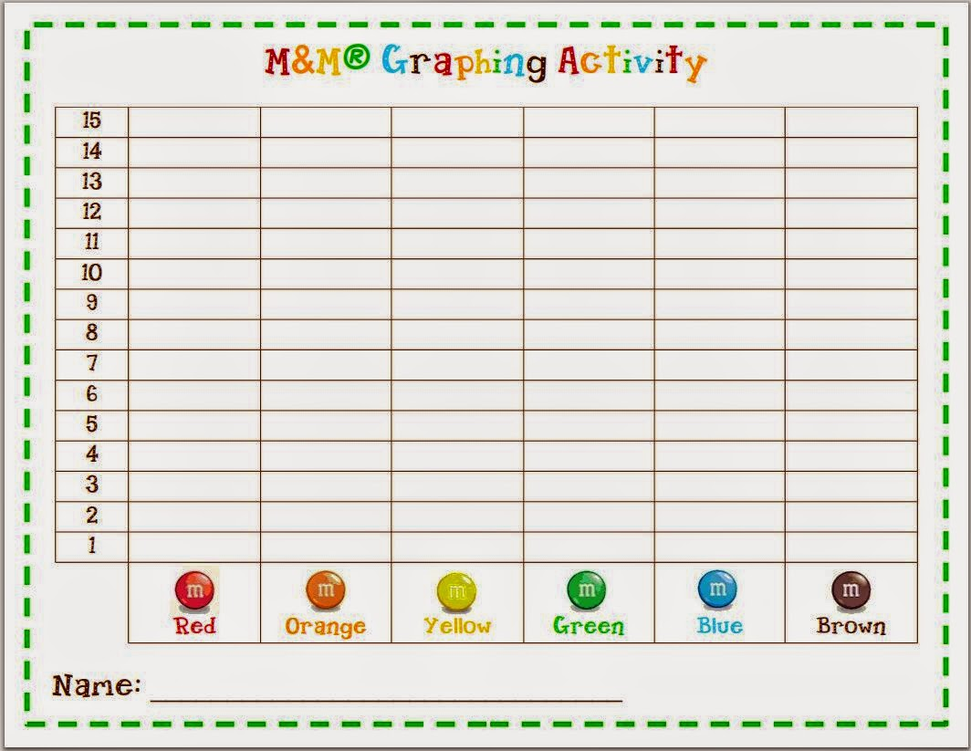 Kids Fun Graphing Activity