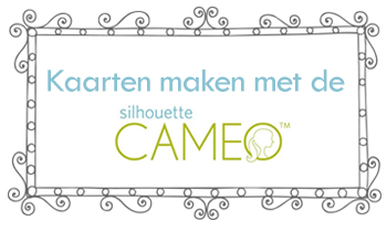 Kaarten maken met de Silhouette
