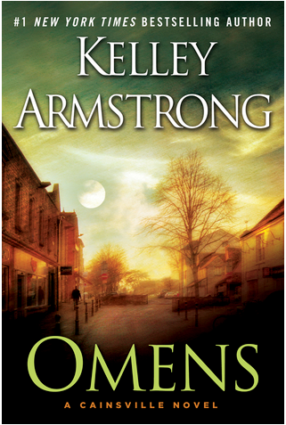 Omens book review, Kelley Armstrong