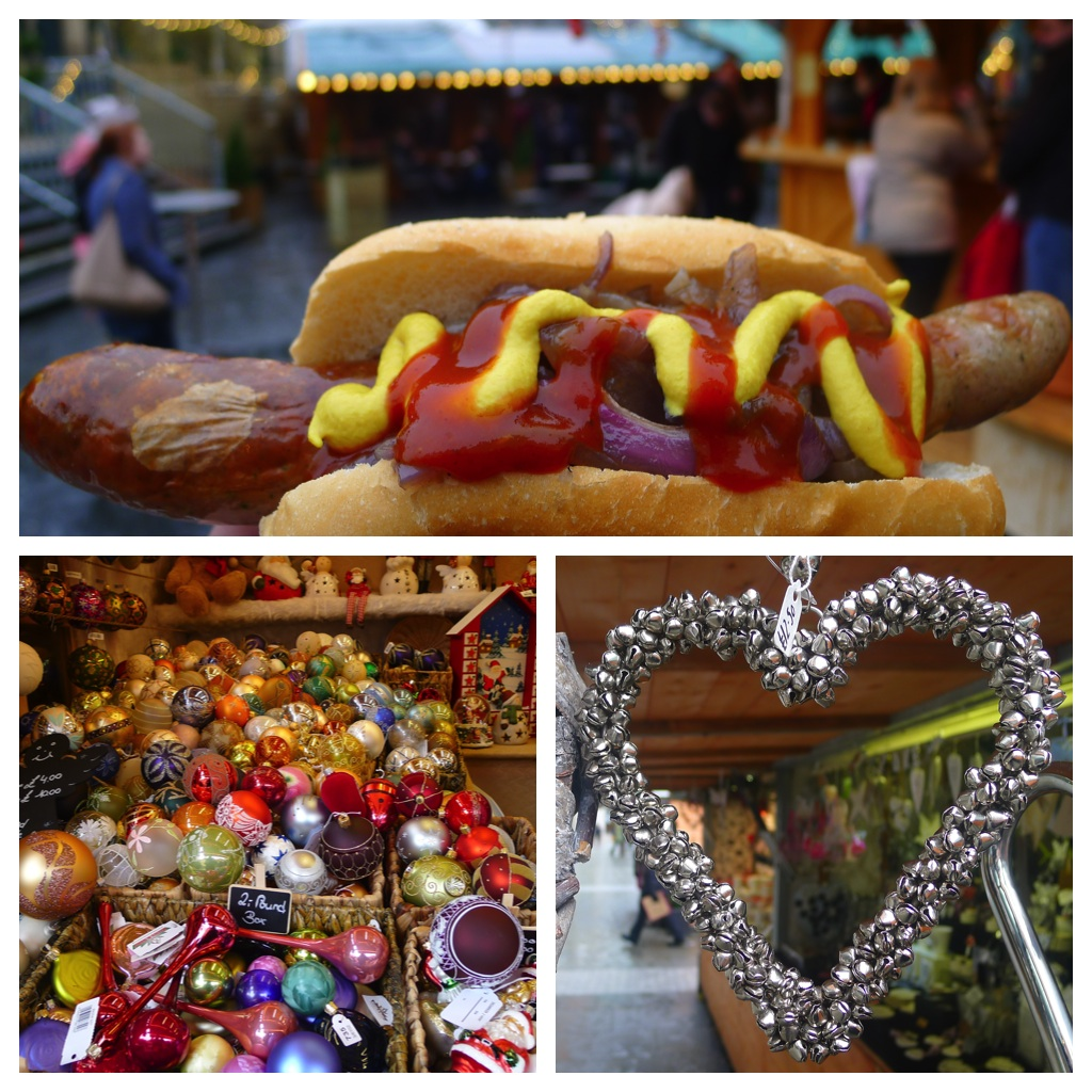 Manchester Christmas Markets A To Z 2012