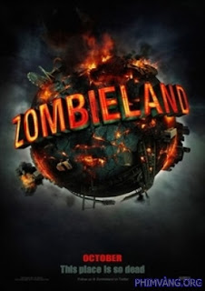 Vng t Thy Ma 2009 - Zombieland 2009