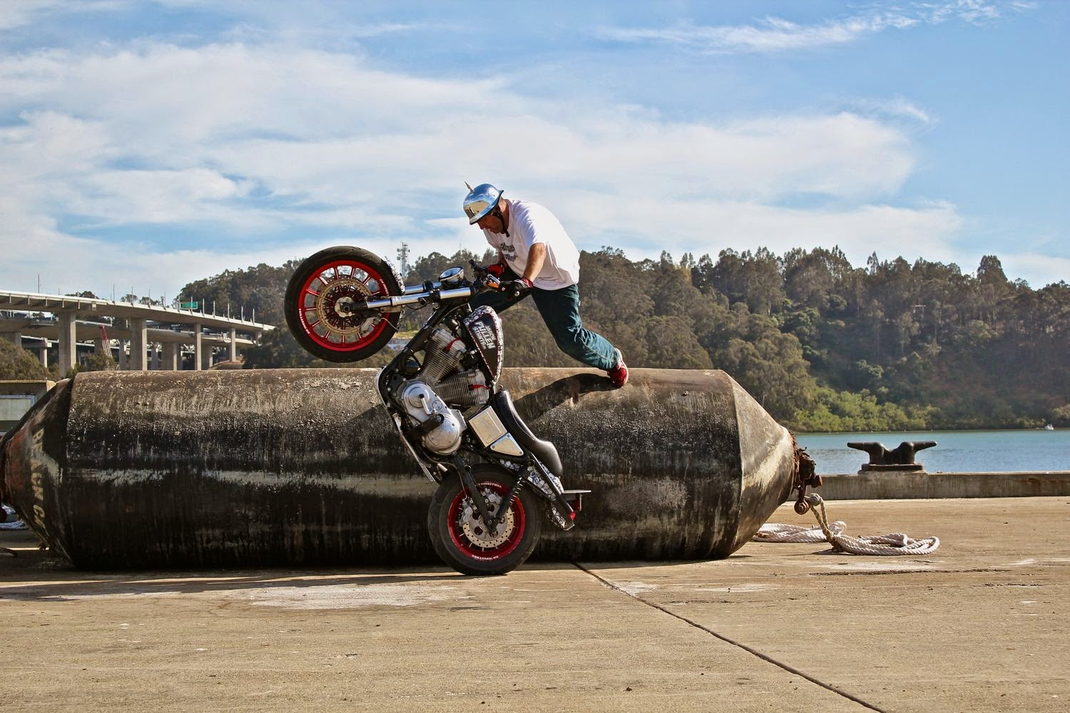 Jason Pullen Stunts