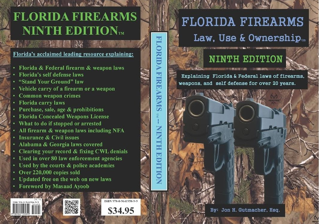 9th edition -- Florida Firearms