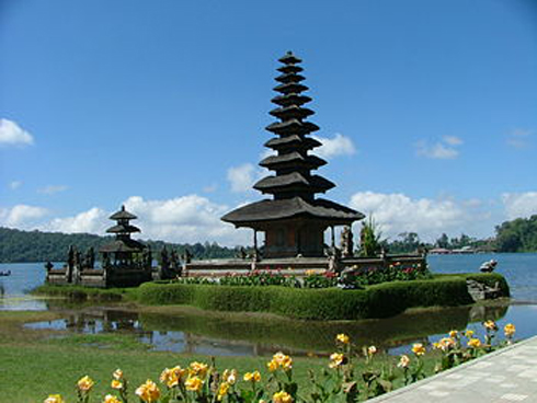 Pura Ulundanu Bali