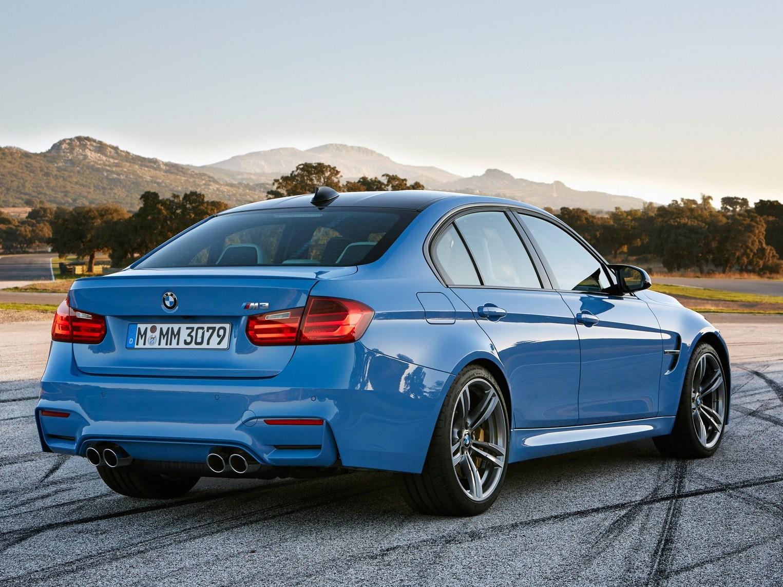 BMW M3 2015 Brasil - Preço
