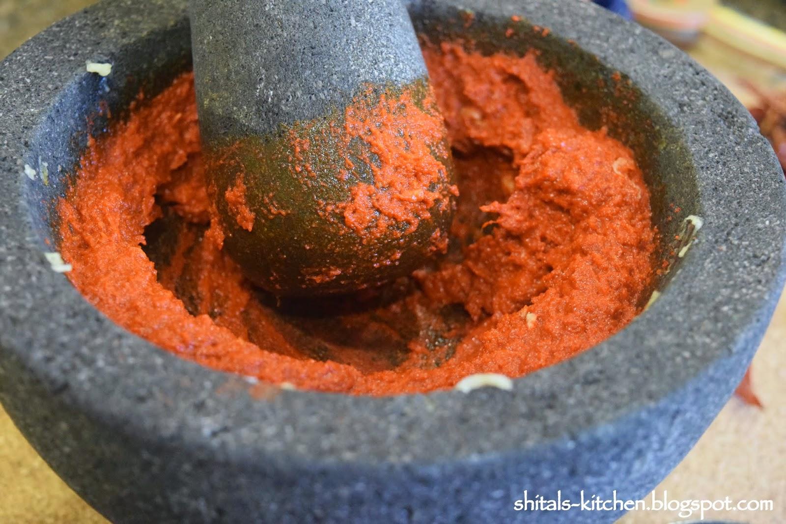 shital u0027s kitchen garlic chutney