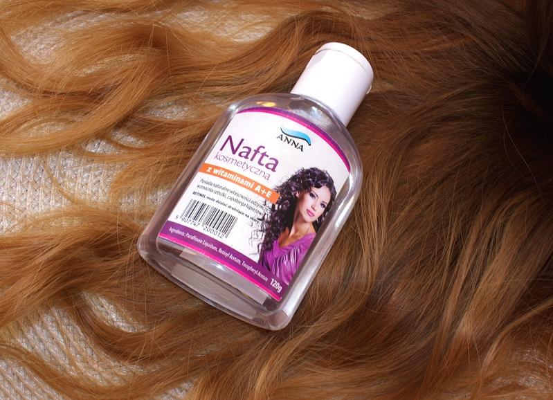 Jak dodać blasku włosom? Prawie zapomniany sposób - Nafta