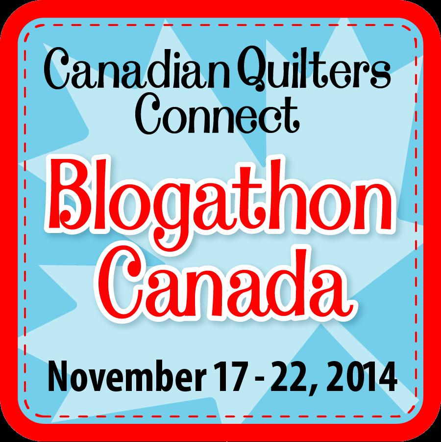 Blogathon Canada, eh!