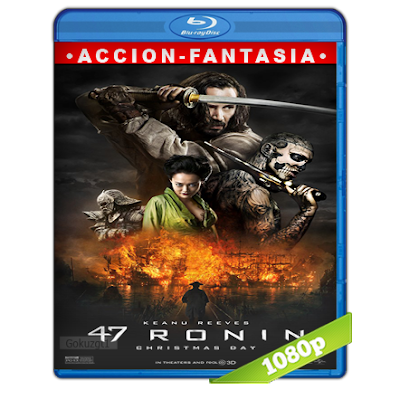 47 Ronin La Leyenda Del Samurai (2013) BRRip Full 1080p Audio Trial Latino-Castellano-Ingles 5.1