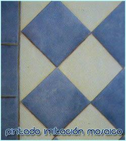 Los especiales todo sobre pisos iv - Pintura para pintar piso de cemento ...